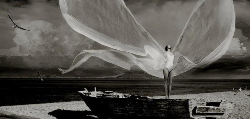 Con las Alas del Alma (Eladia Blazquez)