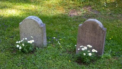 No quiero flores en mi tumba