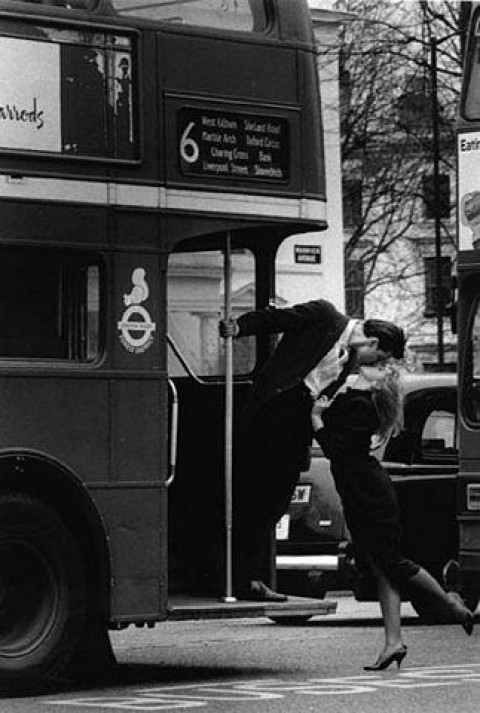 El deseo viaja en autobús