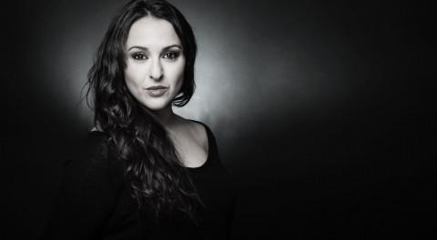 Pepa Rus, una actriz preparándose para hacer La Celestina.