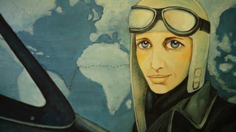 Amelia Mary Earhart (1897-1937)