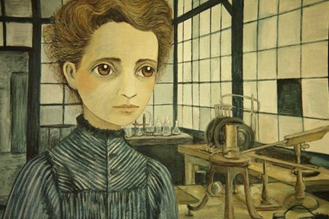 Marie Curie, (1867-1934)