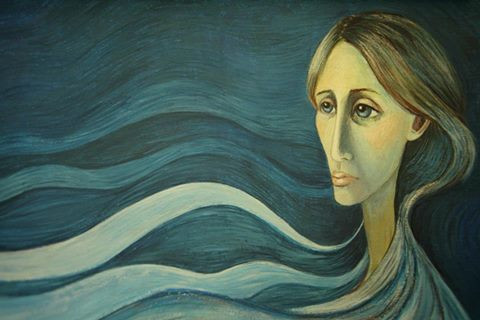 Virgina Woolf, (1882-1941)