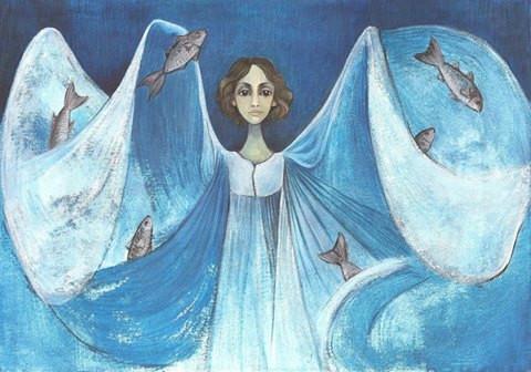 Isadora Duncan, (1877-1927)