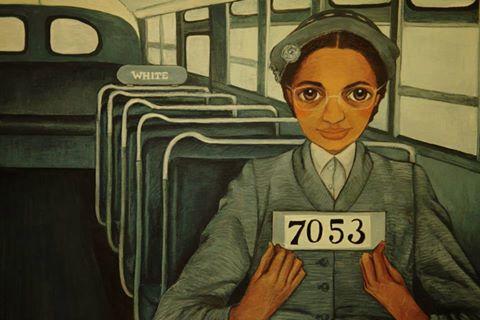 Rosa Parks (1913-2005)