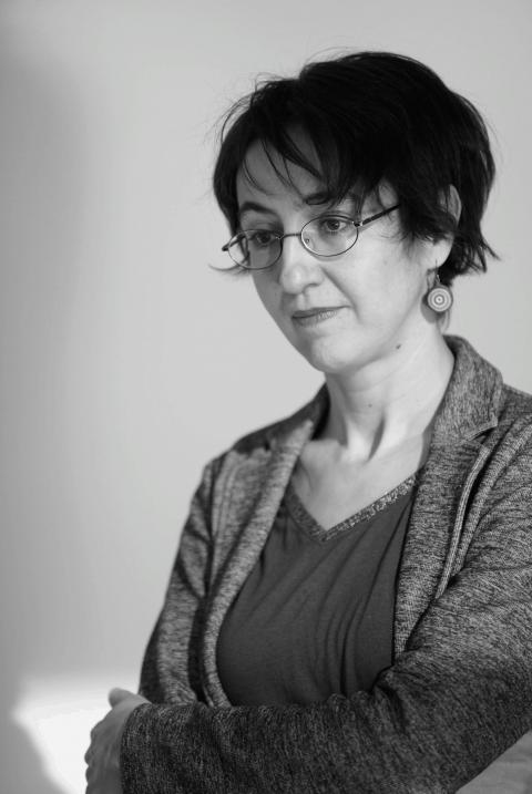 Elena Mendoza, compositora de óperas en equipo