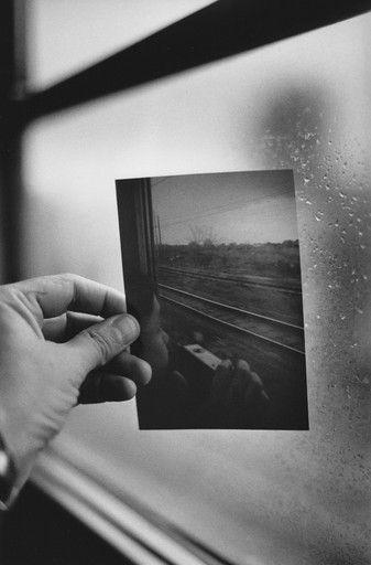 foto en la ventana