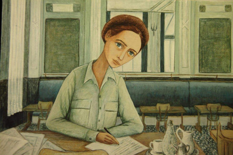 Simone de Beauvoir, (1908-1986)