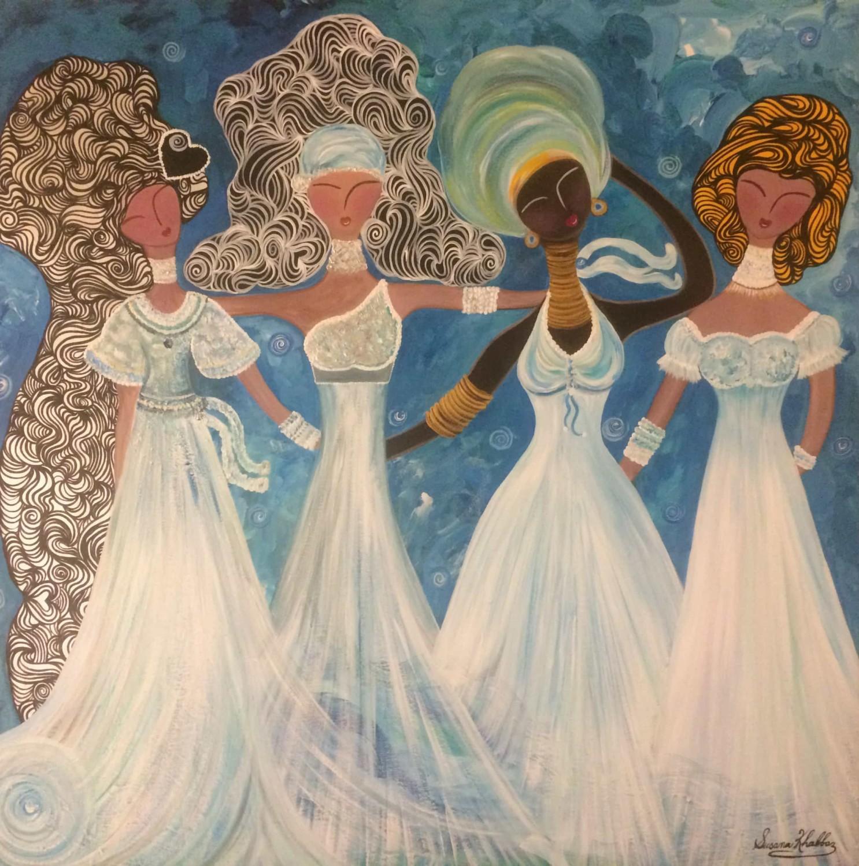 Mujeres del Océano