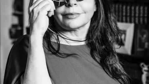 María Díaz, una jefa de prensa teatral que se pone el mundo por montera
