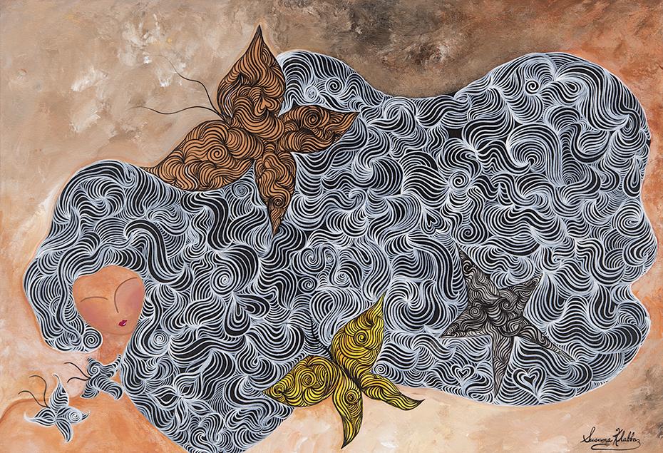 Mariposas en laberintos