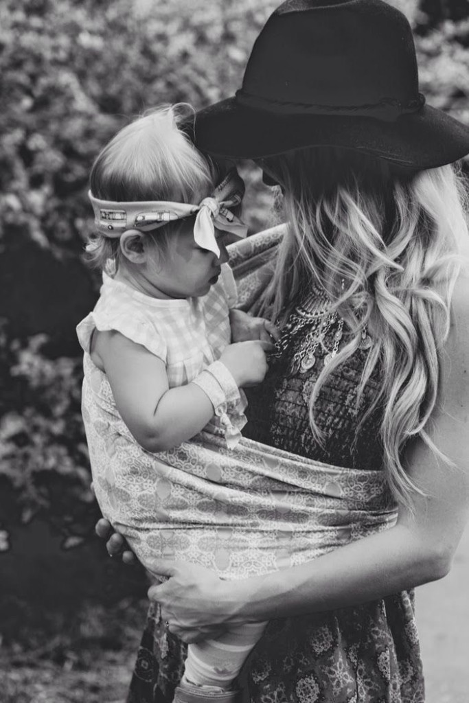 Tú eres una  mamá guapa
