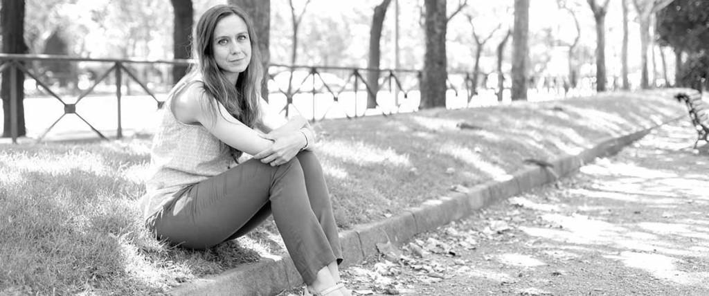 Marga del Hoyo, una docente entusiasmada con la investigación teatral