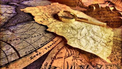 Y tú ? Tienes un mapa ?