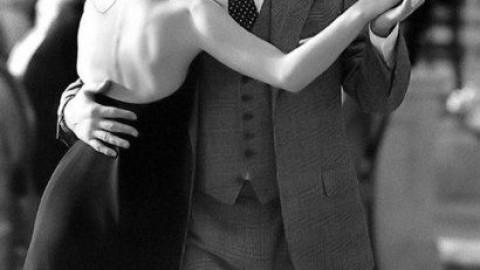 ¿Me concedes este baile?