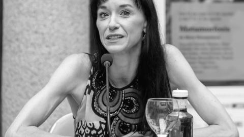Lucía Lacarra, la bailarina que nunca pensó en ser otra cosa