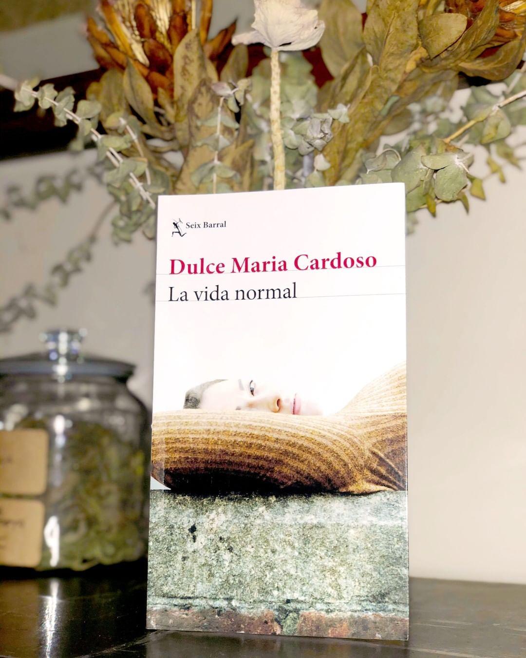 """Reseña de """"La vida normal"""" de Dulce María Cardoso"""