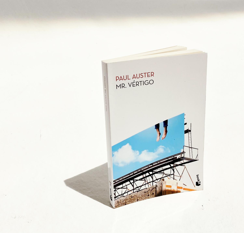 """Reseña de """"Mr. Vértigo"""" de Paul Auster"""