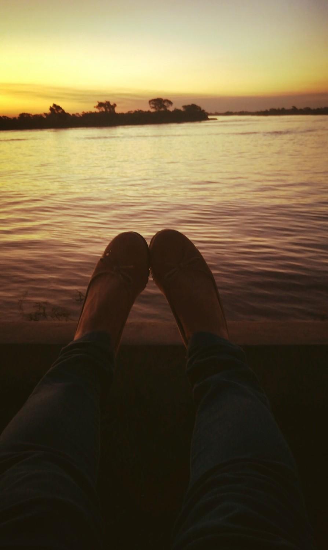 Los zapatos de Stella