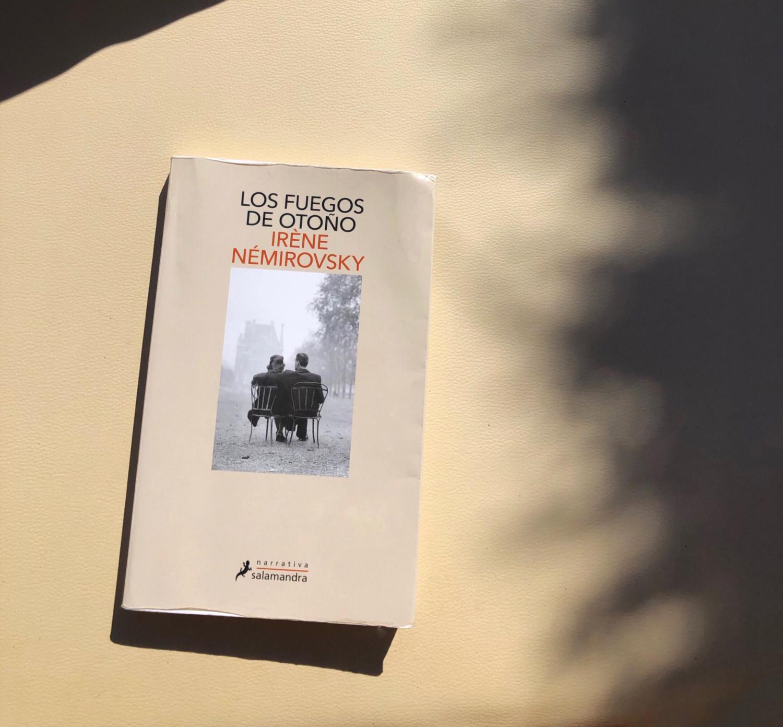 """Reseña de """"Los fuegos de otoño"""" de Irène Némirovsky"""