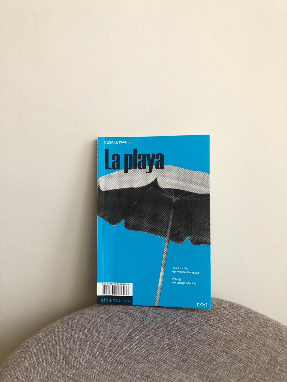 "Reseña ""La Playa"" de Cesare Pavese"