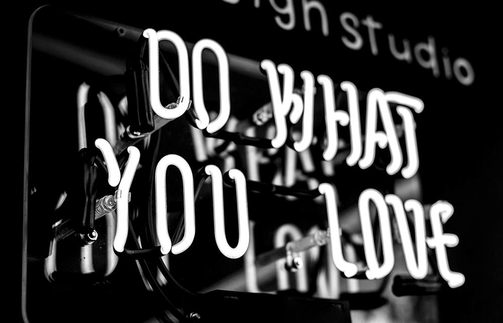 Libera tu creatividad. La clave es descubrir qué te apasiona