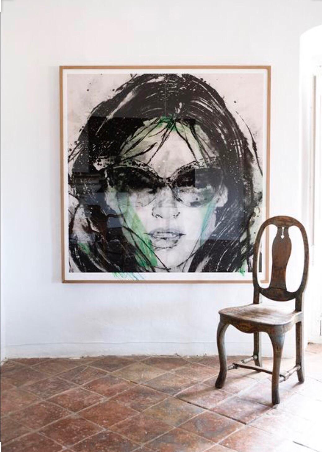 Retratos espectaculares de la artista Lidia Masllorens