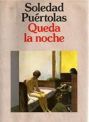 QUEDA LA NOCHE Soledad Puértolas