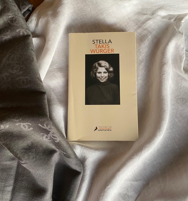 """Reseña de """"Stella"""" de Takis Bürger"""