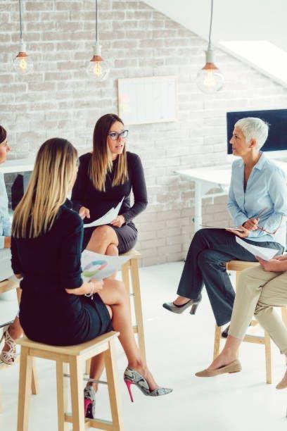 La genuina colaboración femenina