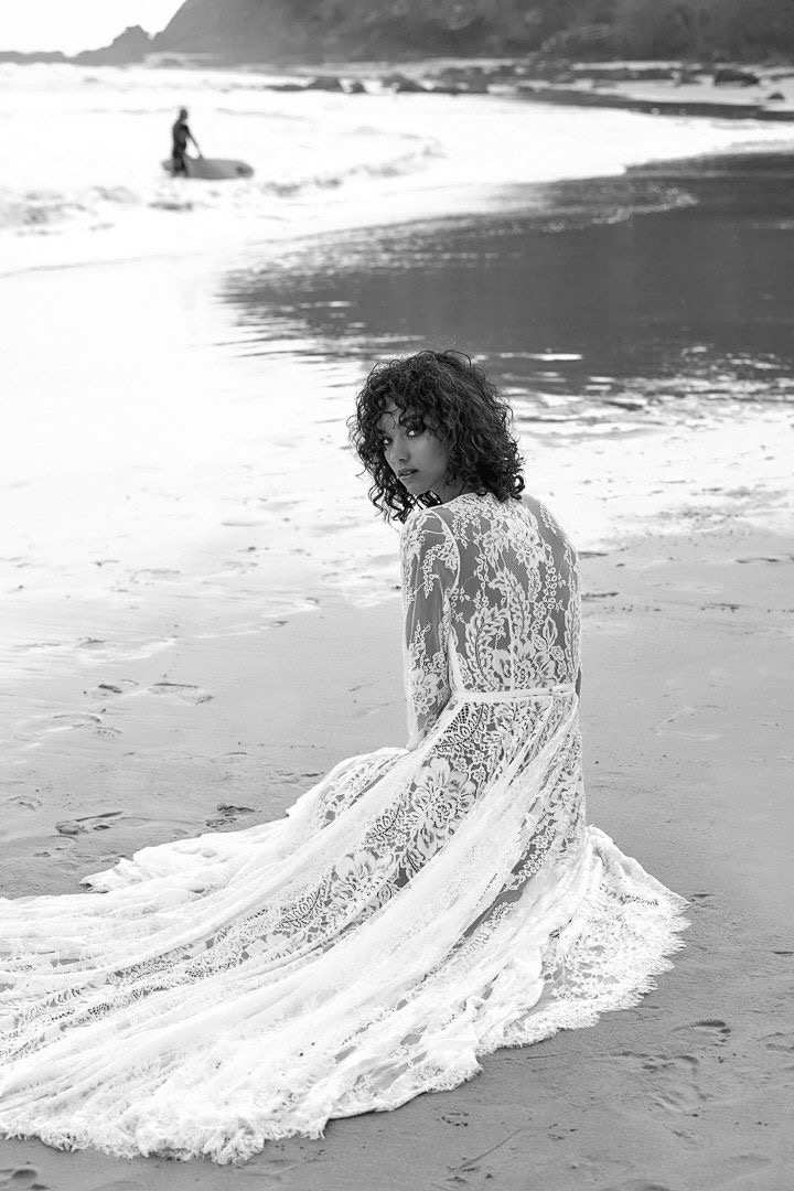 Mi vestido blanco en el ancho Mar de los Sargazos