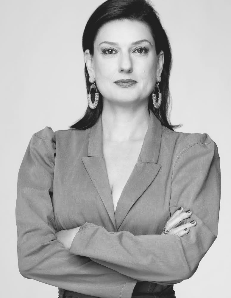 Natalie Pinot, una actriz que ama lo que hace