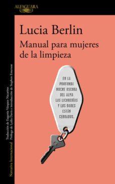 """Sobre """"Manual para mujeres de la limpieza"""" de Lucia Berlin"""