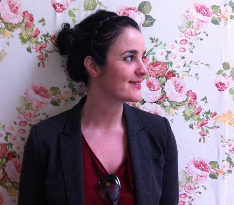Ana Belén Santiago, la directora artística a la que la inspiración la encuentra siempre trabajando