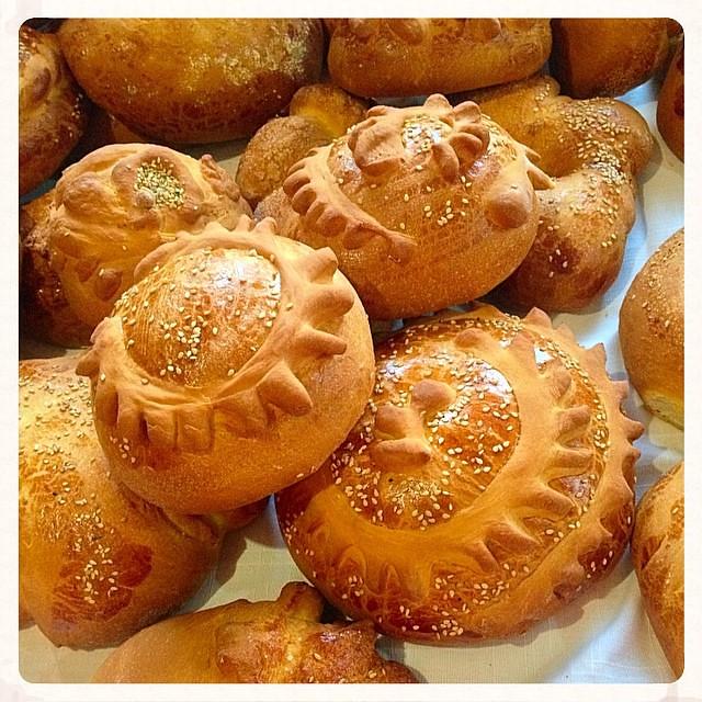 Dia 2: Los panes de la tienda de la esquina